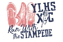 Run with the Stampede Small Logo